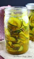 Overnight Bread & Butter Pickles!