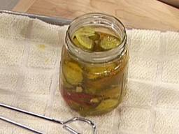 Emeril's Sweet & Spicy Pickles!