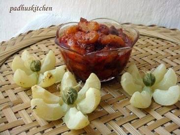 Gooseberry Pickles!