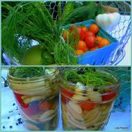 Old Fashioned Refrigerator Pickles!