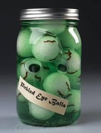 Pickled Eyeballs!