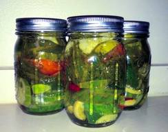 Simple Dill Pickles!