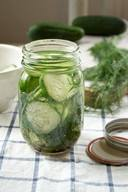 Easy Make Your Own Pickles!