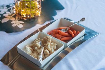 Sweet Pickled Carrots & Cauliflower!