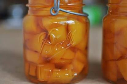 Pickled Sugar Pumpkins!