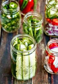 Easy Artisan Pickles!