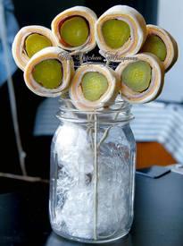 Pickle Pinwheel Pops!