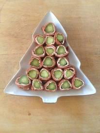 Vegan Wrapped Pickles!