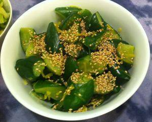Yuzu Japanese Cucumber Pickles!