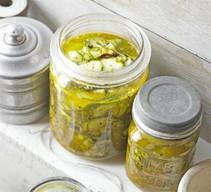 Courgette Pickles!