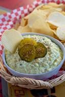 Bread & Butter Pickle Dip!