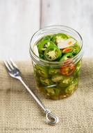 Easy Jalapeno Pickles!