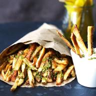 Skinny Dilly Pickle Fries!