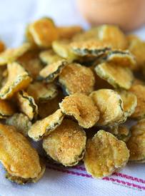 Fried Pickles!!