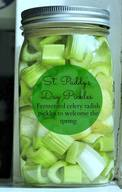 St. Paddy's Day Pickles!