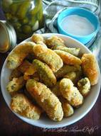 Southern Fried Dill Pickles!