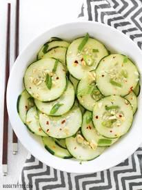 Thai Cucumber Salad!