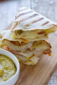 Cuban Quesadillas!