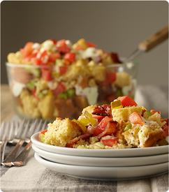 Tennessee Cornbread Salad!