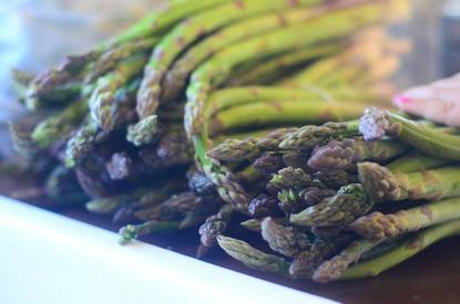 The Best Pickled Asparagus!
