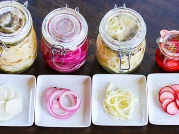 Tasty Twist On Fridge Pickles!