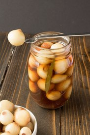 English Pickled Onions!