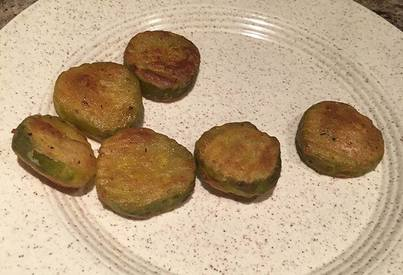 Fried Pickles The Easy Way!