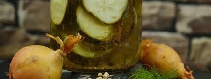 Hot & Hoppy Ipa Pickles!