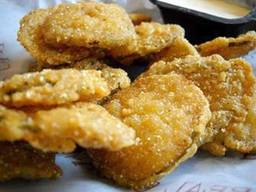 Lynnae's Hot Mama Fried Pickles!