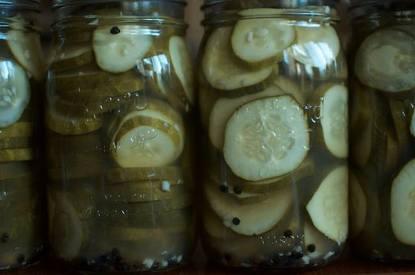 Crab Boil Pickles!