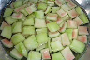 Watermelon Rind Pickles!