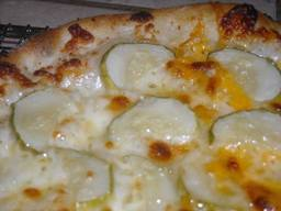 Pickle Pizza!!