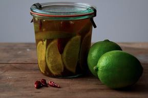 Pickled Limes!