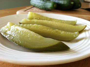 Health Benefits Of Pickles!