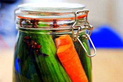 Diy Homemade Pickles!