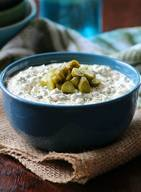 Dill Pickle Dip!