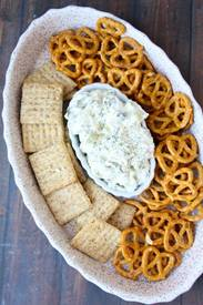 Easy Pickle Dip!