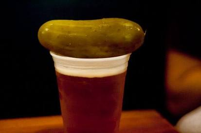 Add A Pickle To Your Next Beer!