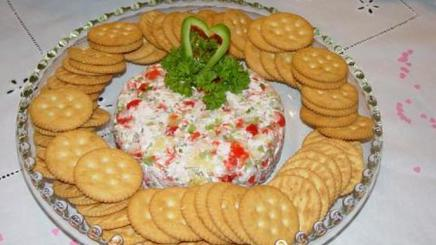 Happy National Cheese Ball Day!