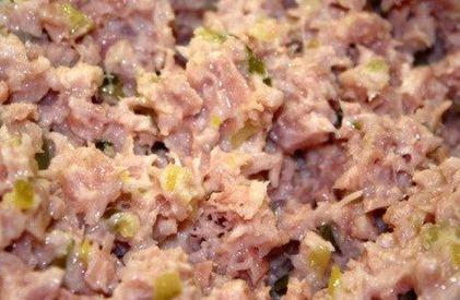 Pickle Ham Salad Recipe