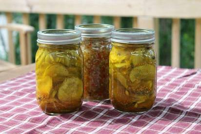 Delicious Bread & Butter Pickles!