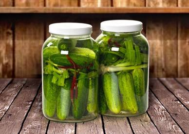 The Secret To Crunchy Pickles!