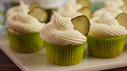 Pickle Cupcakes!