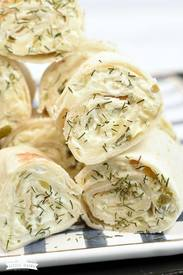 Dill Pickle Rollups!