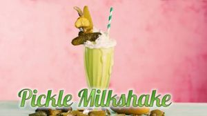 Pickle Milkshake!