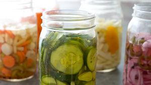 Diy Pickle Chips!