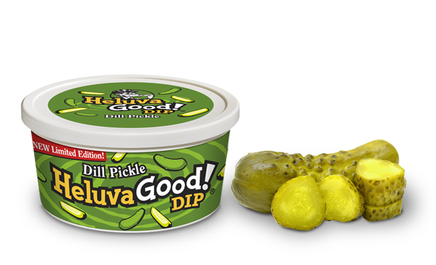 Heluva Good Pickle Dip Is Here!