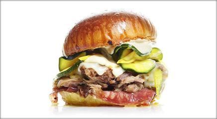 Cuban Sandwich W/ Zucchini Pickles!