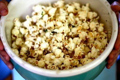 Today Is National Popcorn Day!