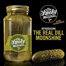 The Real Dill Moonshine!